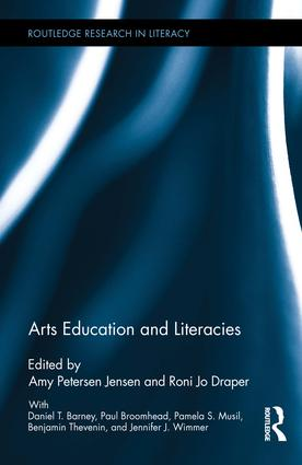 Arts Education and Literacies book cover