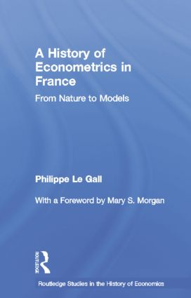 A History of Econometrics in France