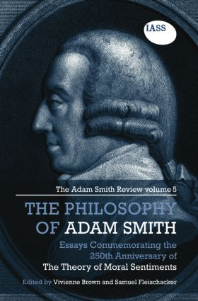 Adam Smith's problems: Individuality and the paradox of sympathy