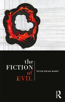The Fiction of Evil book cover