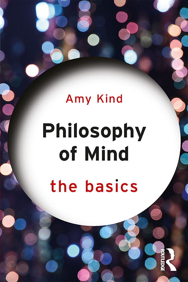 Philosophy of Mind: The Basics: 1st Edition (Paperback) book cover