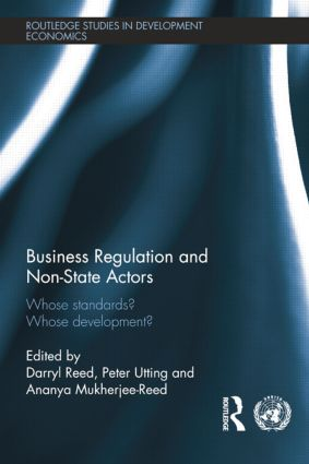 Business Regulation and Non-State Actors