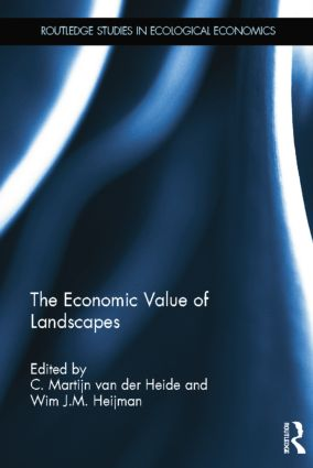 The Economic Value of Landscapes book cover