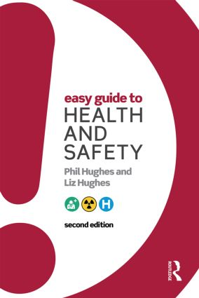 Easy Guide to Health and Safety book cover