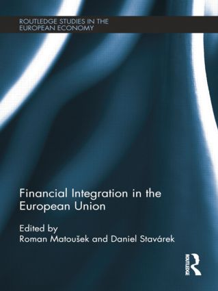 Financial Integration in the European Union book cover