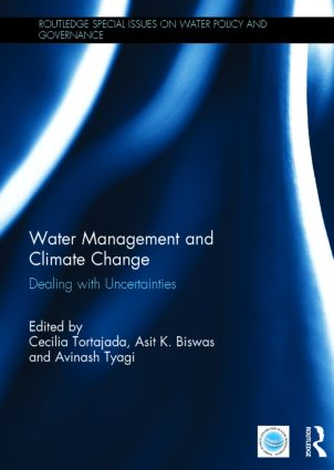 Water Management and Climate Change: Dealing with Uncertainties book cover
