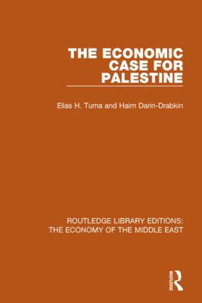 The Economic Case for Palestine (RLE Economy of Middle East) book cover