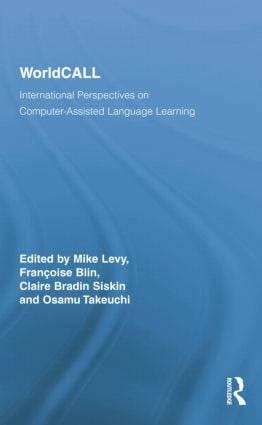 WorldCALL: International Perspectives on Computer-Assisted Language Learning book cover