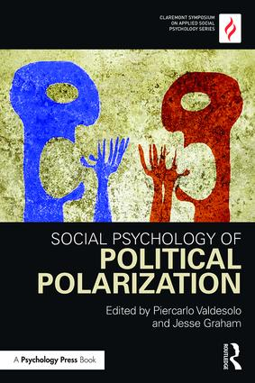 Social Psychology of Political Polarization book cover