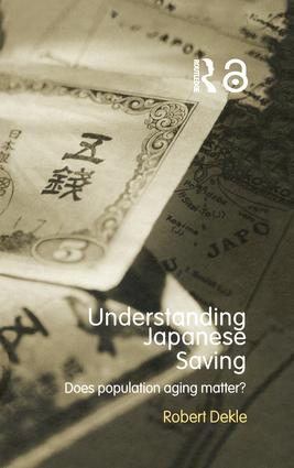 Understanding Japanese Savings: Does Population Aging Matter? book cover