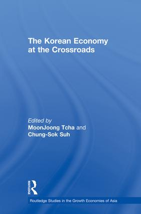 The Korean Economy at the Crossroads: Triumphs, Difficulties and Triumphs Again book cover