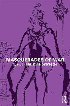 Masquerades of War book cover
