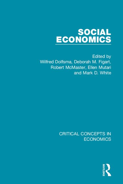 Social Economics book cover