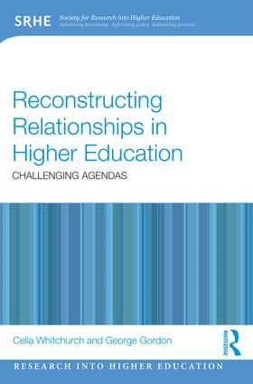 Reconstructing Relationships in Higher Education: Challenging Agendas book cover