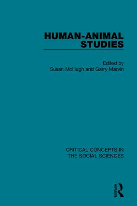 Human-Animal Studies book cover