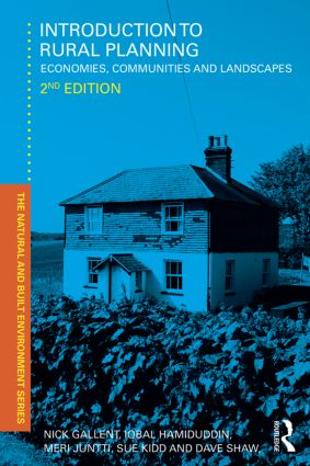 Introduction to Rural Planning: Economies, Communities and Landscapes book cover