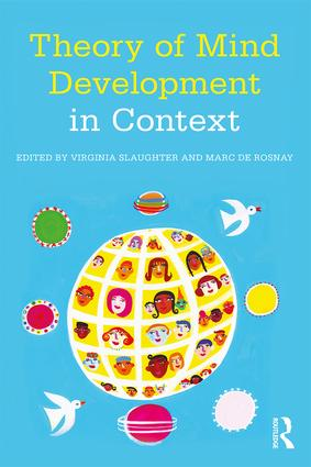 Theory of Mind Development in Context book cover