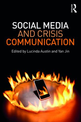 Social Media and Crisis Communication book cover