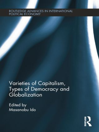 Party system change and the transformation of the varieties of capitalism MA SANOBu IDO