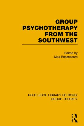 Group Psychotherapy from the Southwest book cover