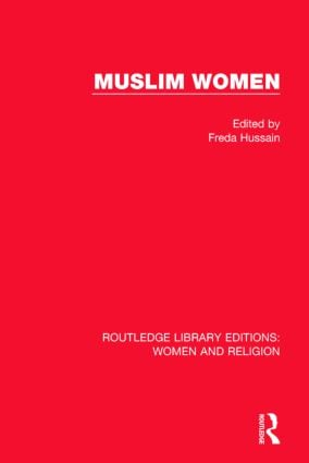 Muslim Women (RLE Women and Religion) book cover