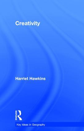 Creativity: 1st Edition (Hardback) book cover