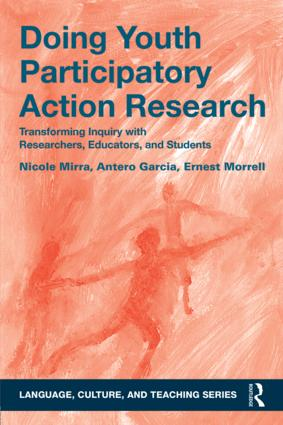 Doing Youth Participatory Action Research: Transforming Inquiry with Researchers, Educators, and Students book cover