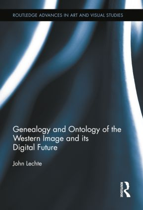 Genealogy and Ontology of the Western Image and its Digital Future: 1st Edition (Paperback) book cover