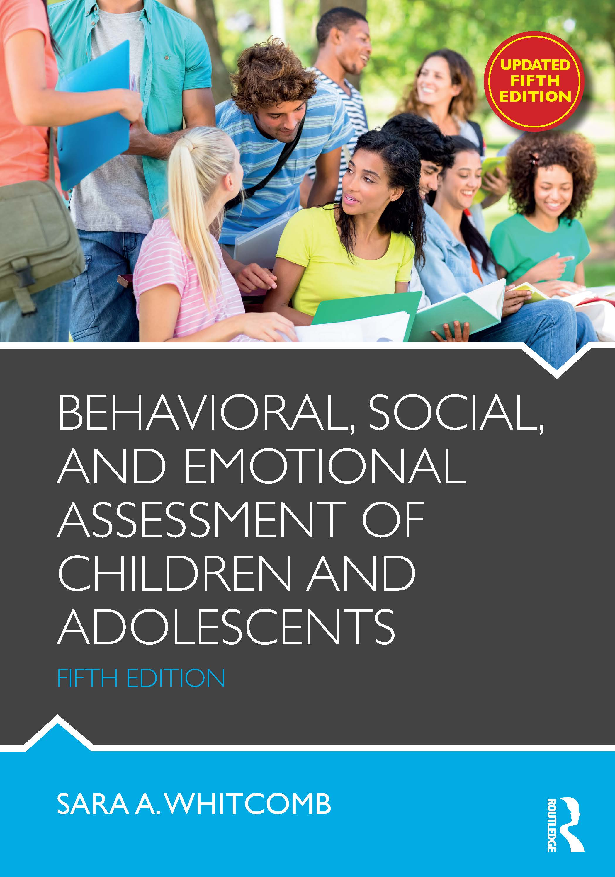 Behavioral, Social, and Emotional Assessment of Children and Adolescents: 5th Edition (Paperback) book cover