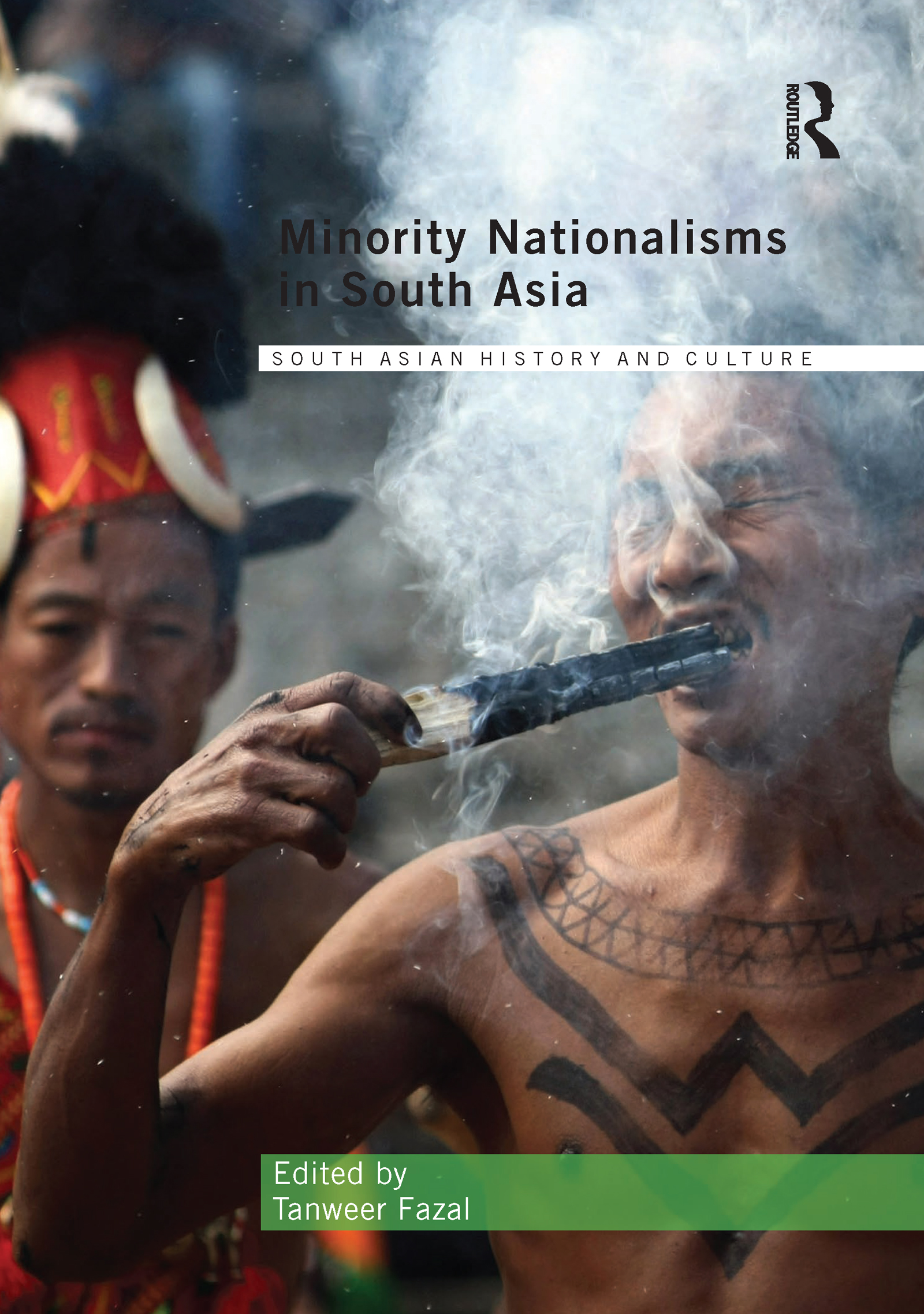 Minority Nationalisms in South Asia: 1st Edition (Paperback) book cover