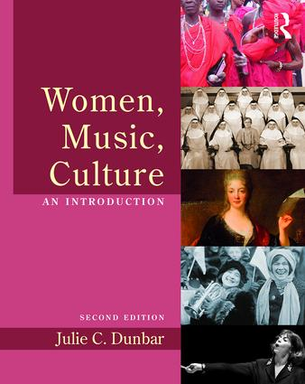 Women, Music, Culture: An Introduction book cover