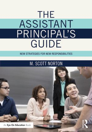 The Assistant Principal's Guide: New Strategies for New Responsibilities, 1st Edition (Paperback) book cover