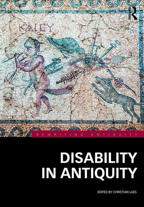 Disability in Antiquity book cover