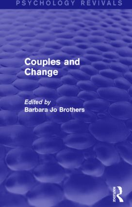 Couples and Change: 1st Edition (Paperback) book cover