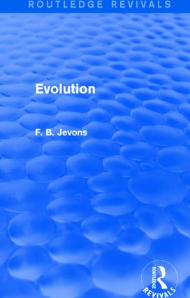 Evolution (Routledge Revivals)