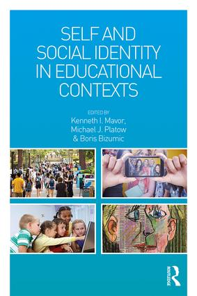 Self and Social Identity in Educational Contexts (Paperback) book cover