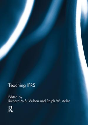 Teaching IFRS book cover