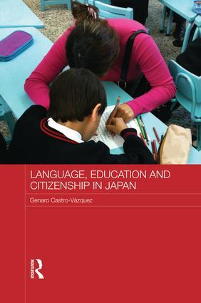 Language, Education and Citizenship in Japan: 1st Edition (Paperback) book cover