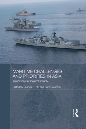 Maritime Challenges and Priorities in Asia: Implications for Regional Security book cover