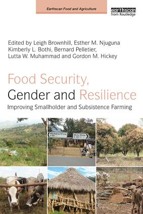 Banking on change: An ethnographic exploration into rural finance as a gendered resilience practice among smallholders