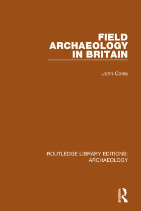 Field Archaeology in Britain book cover