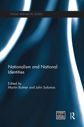 Nationalism and National Identities book cover