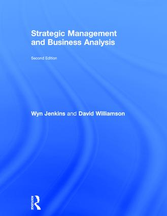 Strategic Management and Business Analysis: 2nd Edition (Hardback) book cover