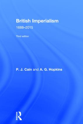 British Imperialism: 1688-2015, 3rd Edition (Hardback) book cover