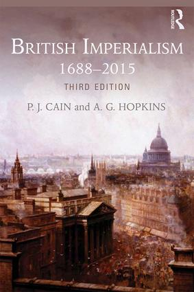 British Imperialism: 1688-2015, 3rd Edition (Paperback) book cover