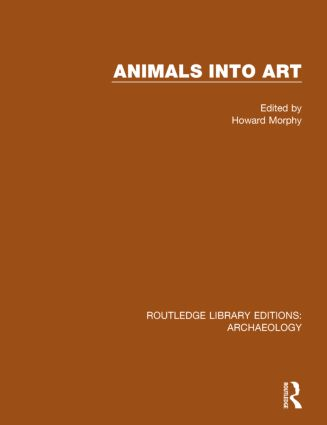 Animals into Art book cover