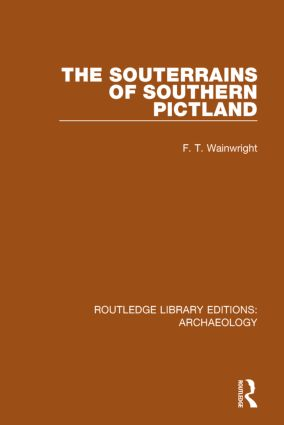 The Souterrains of Southern Pictland book cover