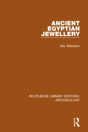 Ancient Egyptian Jewellery book cover
