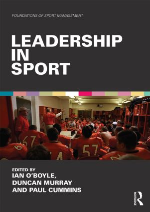 Leadership in Sport (Paperback) book cover