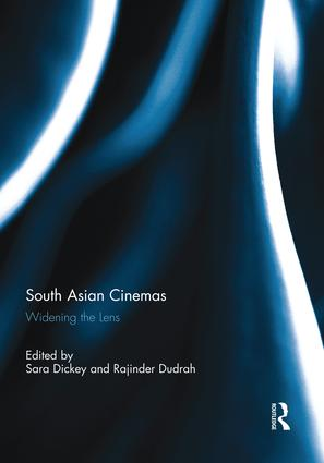 South Asian Cinemas: Widening the Lens, 1st Edition (Paperback) book cover